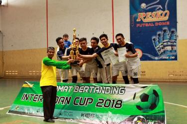 Inter itQan Cup 2018
